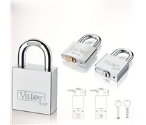 security padlock(removable cylinder)